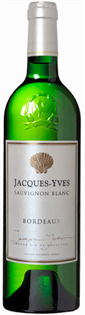 Jacques-Yves Sauvignon Blanc 2011 750ml - Case of 12